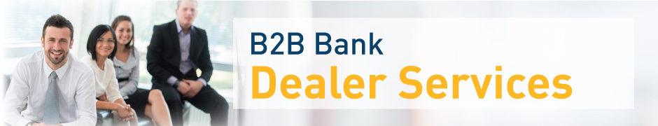B2B Bank Dealer Services